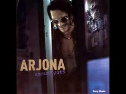 ▶ Ricardo Arjona - Santo Pecado (Álbum Completo) - YouTube