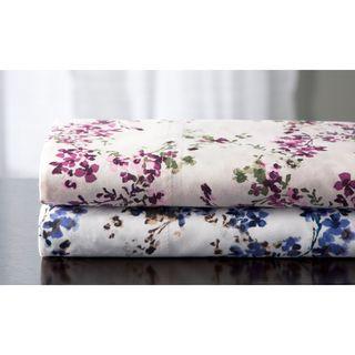 Shop for Brighton 350TC Cotton Rich Sateen Print Sheet Set. Free Shipping on…