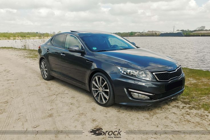 Kia Optima TF Brock B32 HGVP Felgen / Alloy Wheels