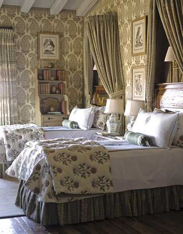 so cozyGuestroom, Dreams Bedrooms, Guest Room, Guest Bedrooms, French Country, Cathy Kincaid, Twin Beds, Country Bedrooms, Beautiful Bedrooms