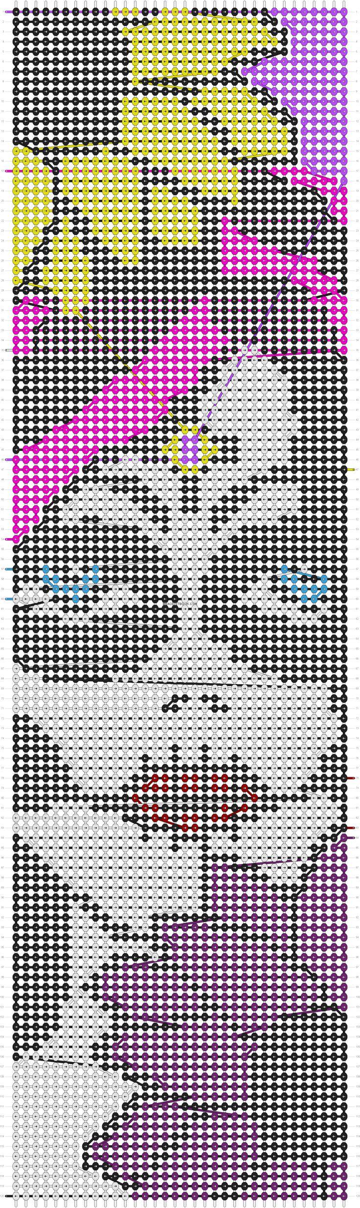 Alpha Pattern #17466 added by qwazy2