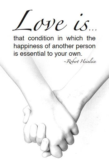 Enjoy This Free Printable Love Quote From Robert Heinlein And Newlywed Survival