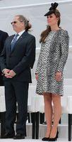 Back on the royal bump watch  - Kate Middleton preggers again.