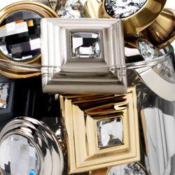 Alno Bath Accessories, Cabinet Hardware And Mirrors