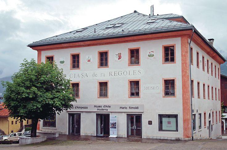 Ciasa de ra Regoles, Musei delle Regole d'Ampezzo #MuseumSchool