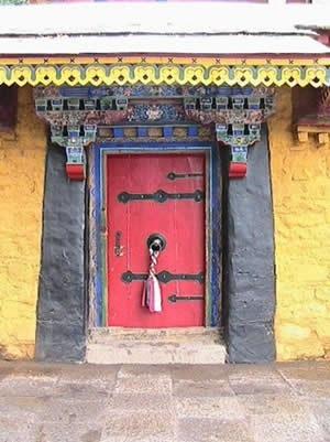 Authentic Entrance
