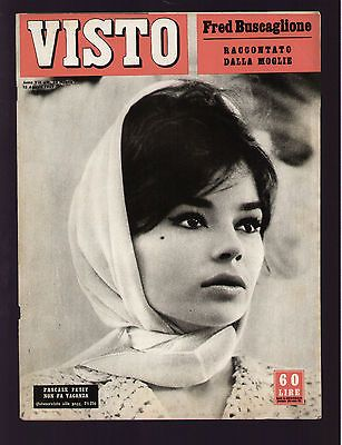 Visto 33 1959 Pascale Petit Buscaglione RE Saud Pietro Germi Claudia Cardinale   eBay