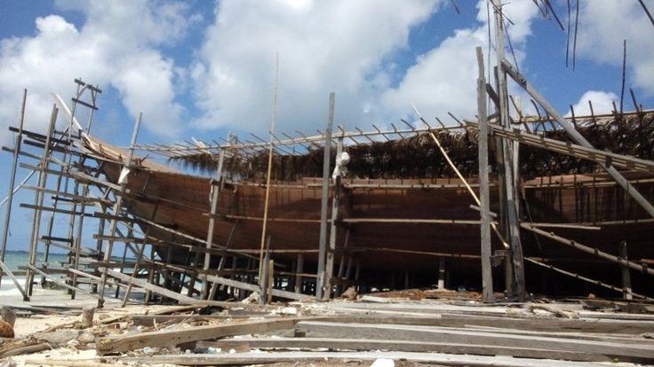 The phinisi or you may say Noah's ark #phinisi #bulukumba #indonesia #sulsel #panritalopi #tanjungbira