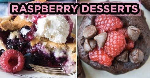 15 Mouthwatering Ways To Eat More Raspberry Treats