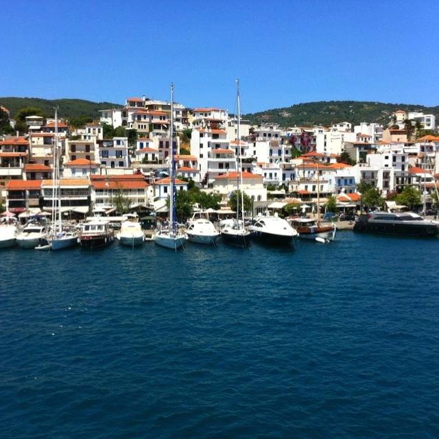 Skiathos Island Sporades Greece