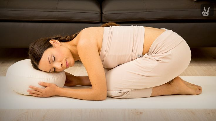 Entspannendes Yin Yoga speziell für die Schultern