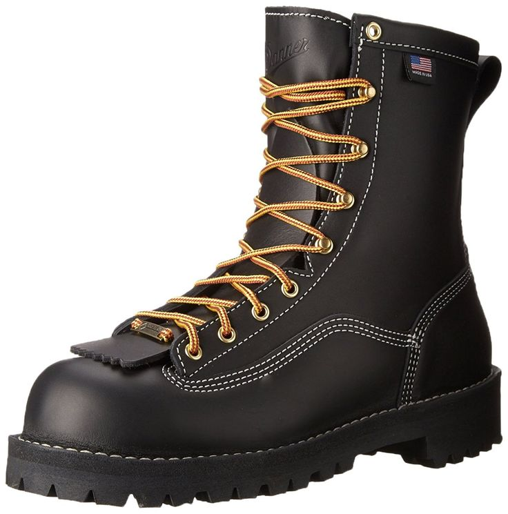 Danner Men's Super Rain Forest 8 Inch Work Boot * You can find more details here : Boots for men