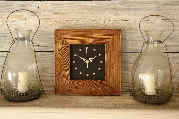 Clock Rustikal Hand Made Tel. + 48 889-272-071 Poland