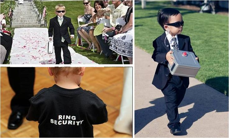 I so want to do this!! My ring security team of Aidan, Ethan, Griffin, Owen, and Mac :-)