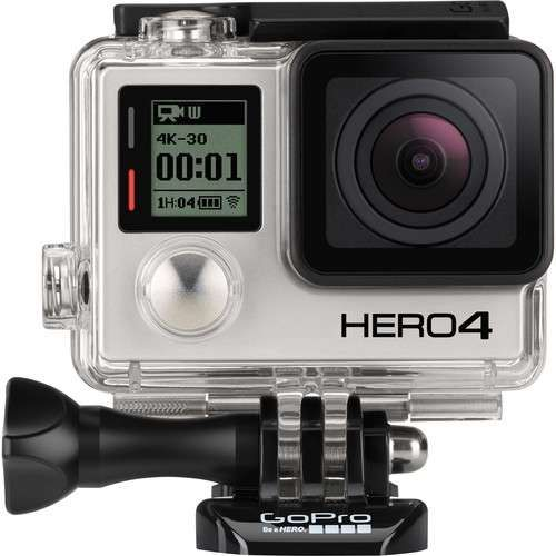Buy GoPro Hero4 Black Edition - GoPro for R7,995.00