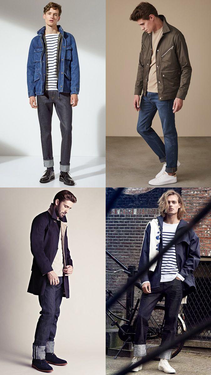3350718674b How To Wear Turn-Up Jeans | Man's look in 2019 | Denim trends, Denim ...