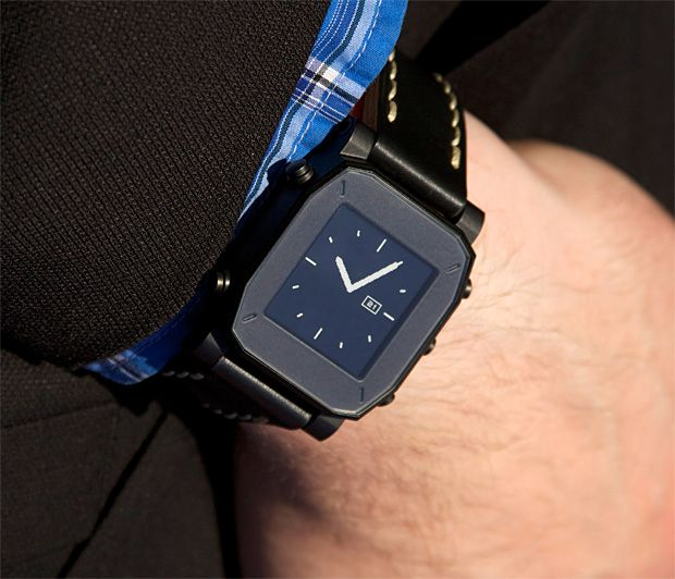 Agent Smartwatch at werd.com