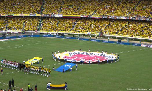 Estadio metropolitano de barranquilla La casa de la seleccion colombia