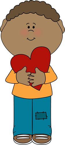 Little Valentine Boy