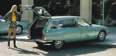 citro n gs break commerciale 39 70s cars pinterest commercial and van. Black Bedroom Furniture Sets. Home Design Ideas