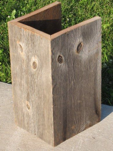 44 best images about uses for old barn wood on pinterest for How to build a box beam
