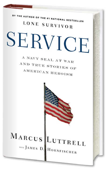 Marcus luttrell new book