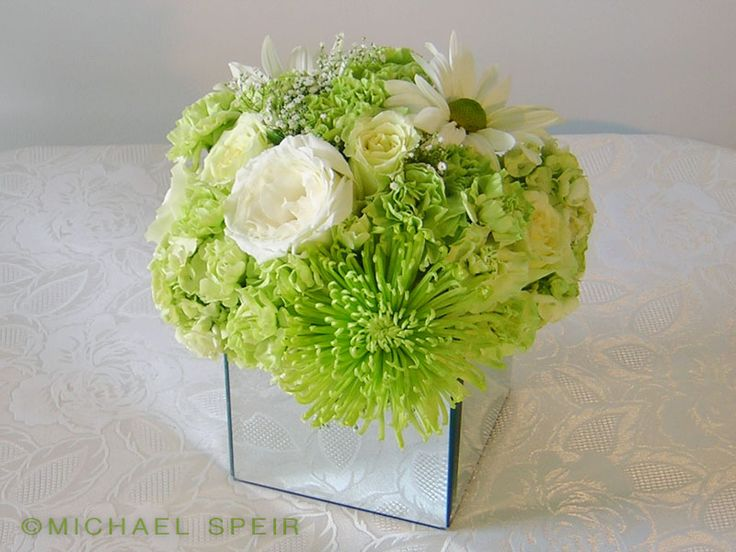 Mirror Box Centerpiece