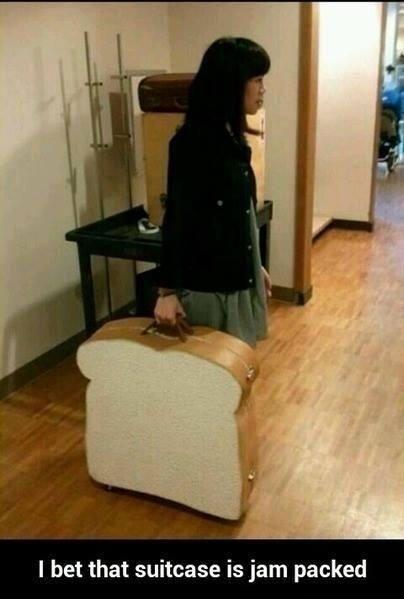 Sounds like John's suitcase, looks like one of Martin's bags... ;)