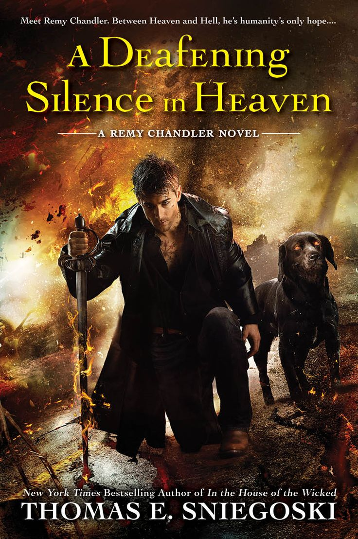 A Deafening Silence In Heaven By Thomas Sniegoski