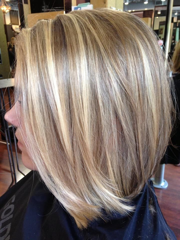 Balayage blonding by Olive at City Salon and Spa of Athens…