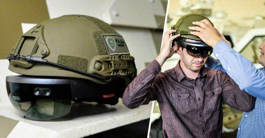 Ucrania Incorpora lentes 360° #HoloLens en sus cascos militares - http://www.infouno.cl/ucrania-incorpora-lentes-360-hololens-en-sus-cascos-militares/