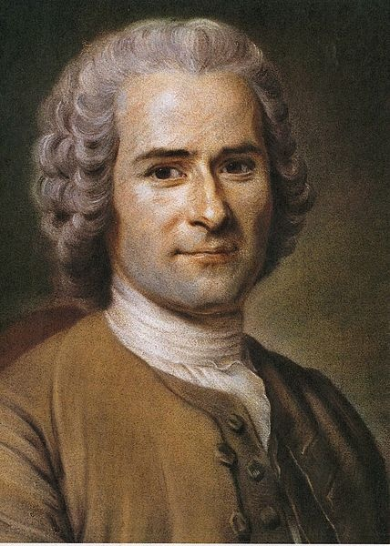 Jean-Jacques Rousseau (28 June 1712 – 2 July 1778) was a Genevan philosopher, writer, and composer of the 18th century. His political philosophy influenced the French Revolution as well as the overall development of modern political, sociological, and educational thought.