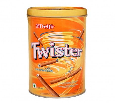 Delfi Twister Vanilla Stick 320G at Rs.185 Only!