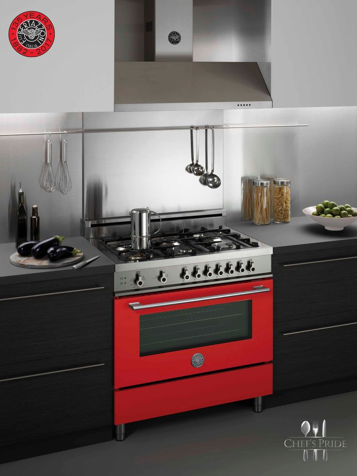 #DidYouKnow? All #Bertazzoni and #LaGermania stoves carry a full 3-year warranty, supported by a nationwide service network!  For a brochure, complete this online form: http://www.chefspride.co.za/contact-us/