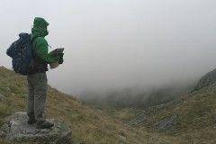 Route: Y Garn, Snowdonia