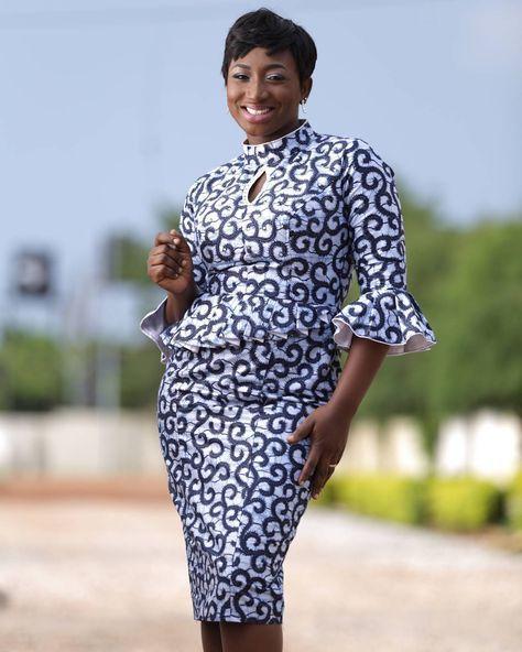 Dkk Latest African Fashion Ankara Kitenge African