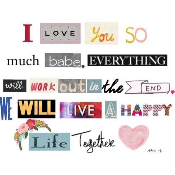 The 25 best Love letter to boyfriend ideas on Pinterest