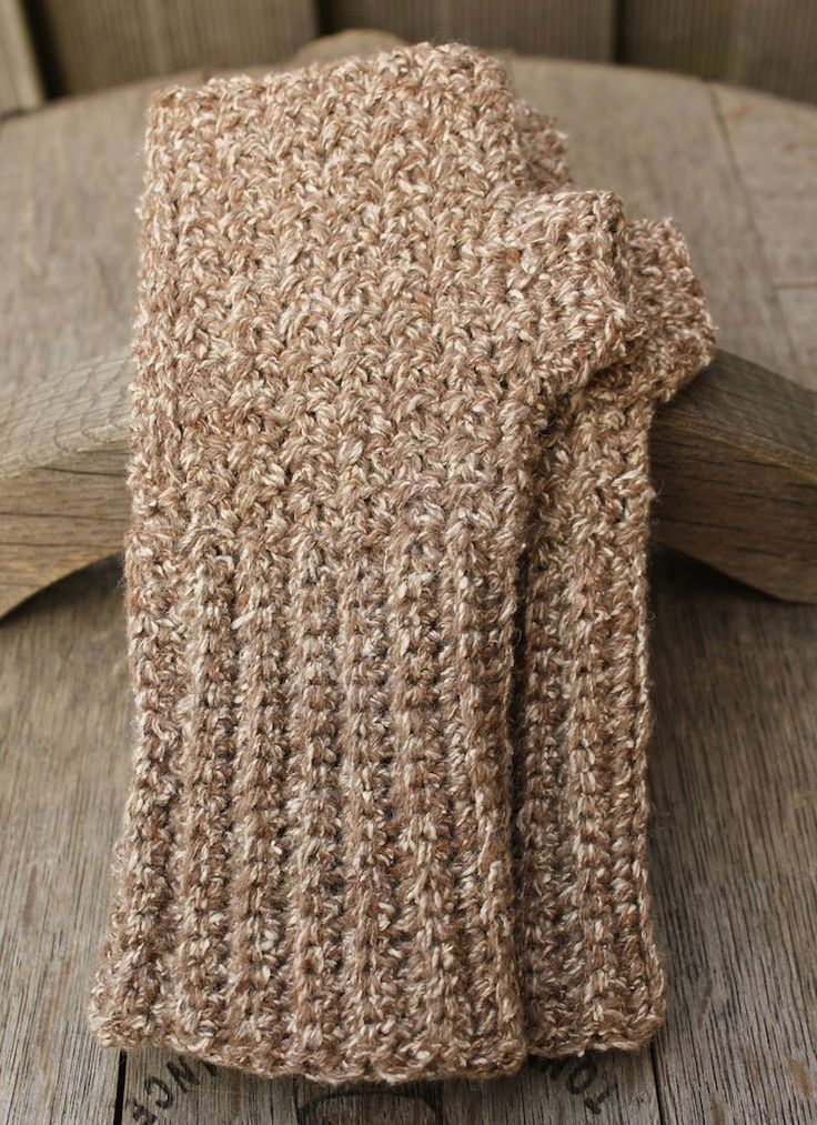 Polswarmers haken | draadenpapier | Patroon uit Simply Crochet