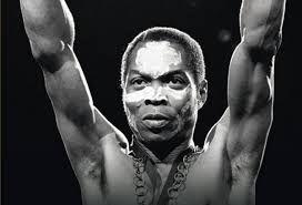 Fela Kuti: afrobeat king