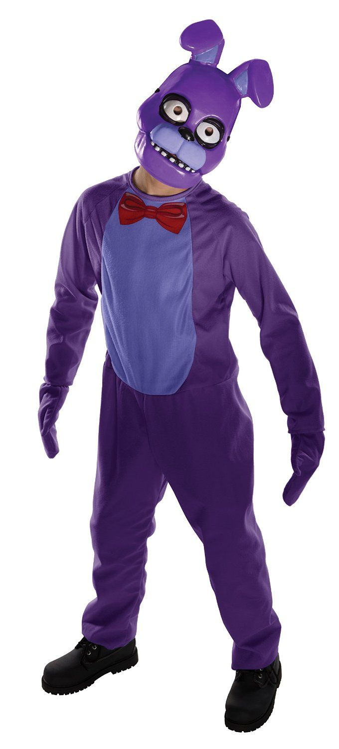 Amazon.com: Rubie's Costume Kids Five Nights at Freddy's Bonnie Costume, Large: Toys & Games
