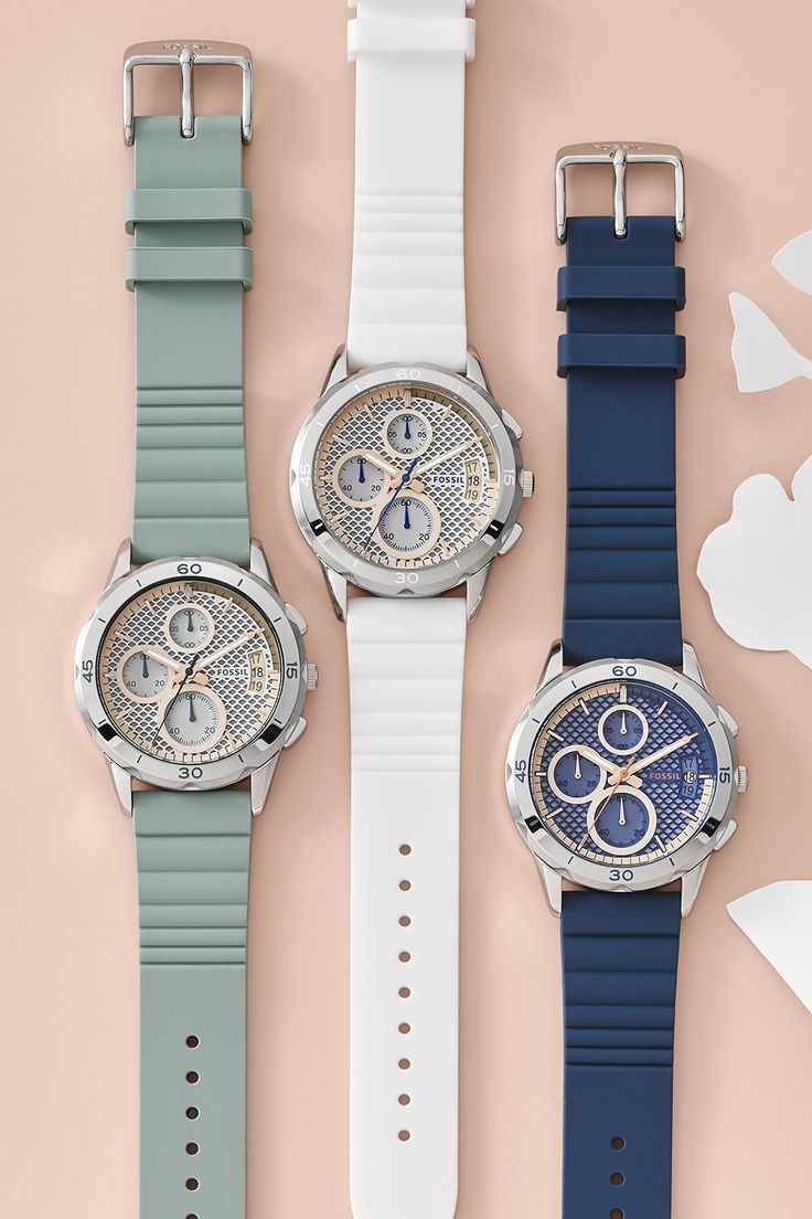 Our newest collection, Modern Pursuit is sporty boyfriend watch Mom and you will both adore!