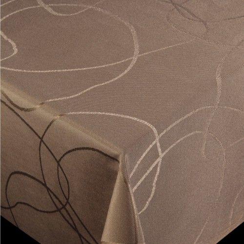 Elegant akryldug i enkel klassisk design