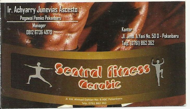 Sentral Fitness Aerobic