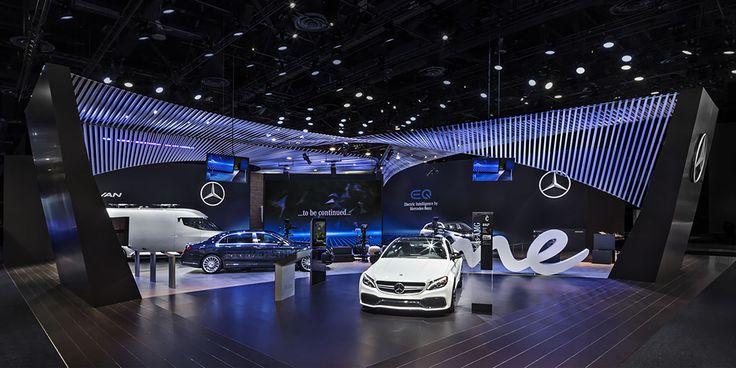 Mercedes Benz, CES Las Vegas 2017 | jangled nerves