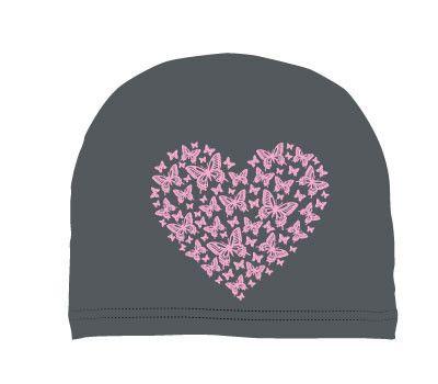 girls: butterfly heart