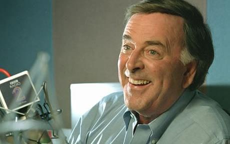 """As someone said, he made it worth getting up in the morning(for his Radio 2 breakfast programme) - Sir Michael Terence """"Terry"""" Wogan, KBE DL (3 August 1938 – 31 January 2016) was an Irish radio and television broadcaster who worked for the BBC in Great Britain for most of his career...he just made people happy and did so much good...another one gone far too soon..."""