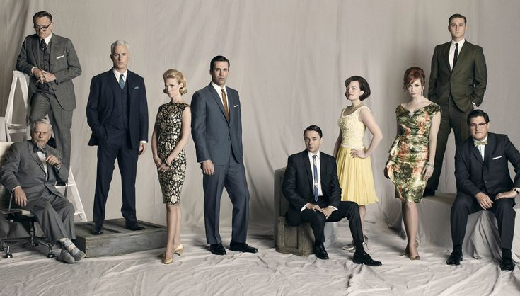 Mad Men - Cast