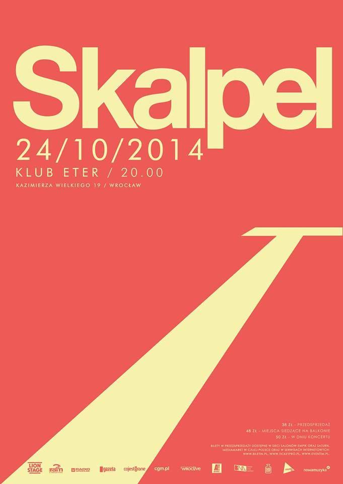 24/10 Skalpel@ Eter Club - for nu jazz fans