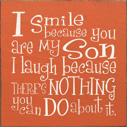 Quote About Sons And Mothers: Best 25+ To My Son Ideas On Pinterest