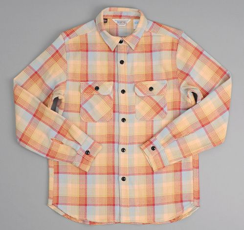 564 best our favorites images on pinterest guy fashion for Heavy plaid flannel shirt